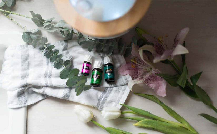 Guest Post- Busy Mom's Guide to Essential Oils.